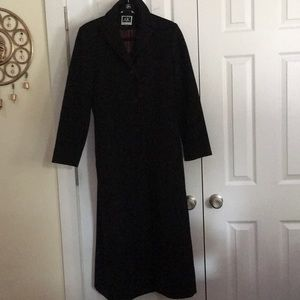 Ann Klein Wool Coat